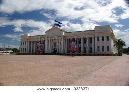 Presidential palace in Managua, Nicaragua