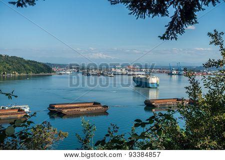 Port Of Tacoma Activity