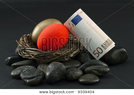 Euro Nest Eggs Troubled