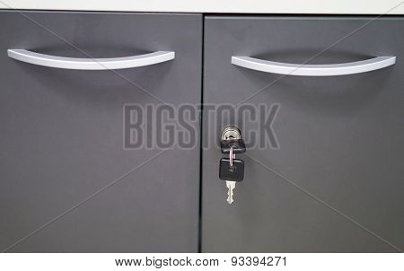 Black Key Locker