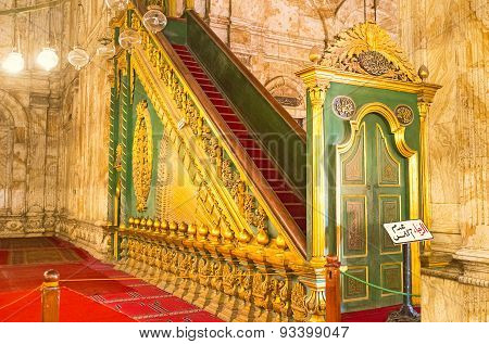 The Minbar