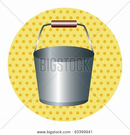 Water Bucket Theme Elements