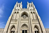 picture of church  - The Cathedral Church of Saint Peter and Saint Paul in the City and Diocese of Washington - JPG