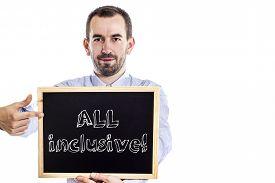 stock photo of all-inclusive  - All inclusive  - JPG