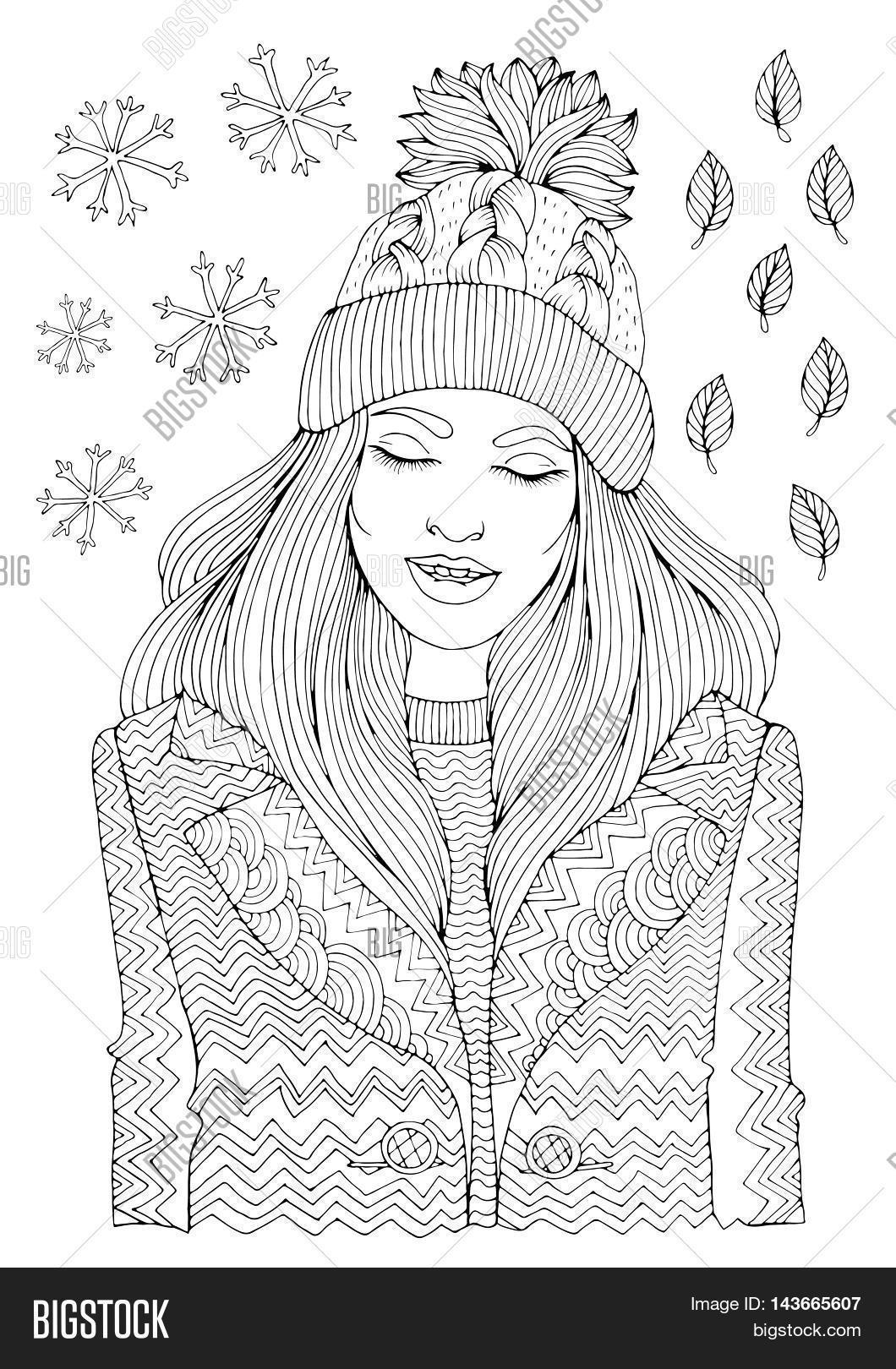 How to Draw a Snowflake  Design amp Illustration Envato Tuts