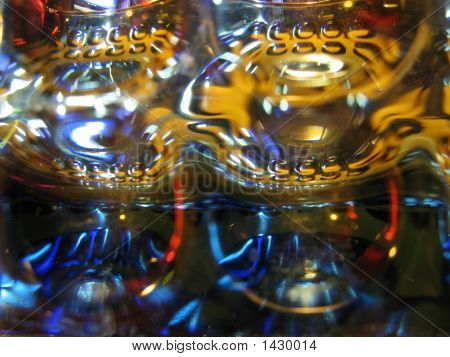 Glass Abstraction