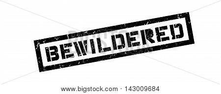 Bewilderubber Rubber Stamp