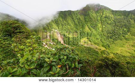 Saint Kitts Crater