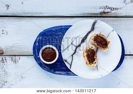 Sweet Dessert Sandwiches