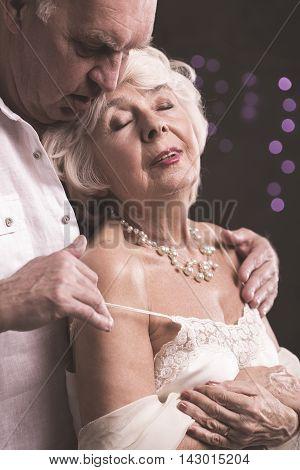 Gentle Touch Of Beloved Man