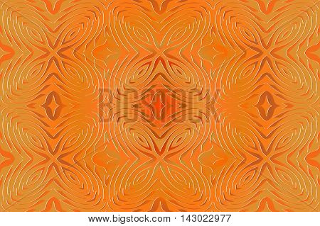 Modern stylish texture geometric tiles wallpaper pattern background in retro style for your design vector illustration