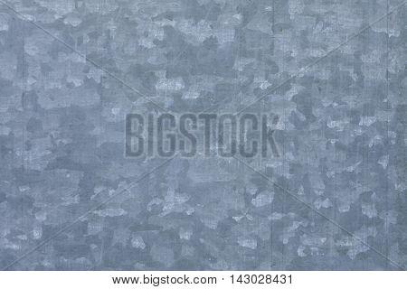 Blue Galvanized Steel Sheet