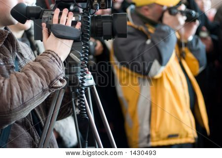 Men With Cameras