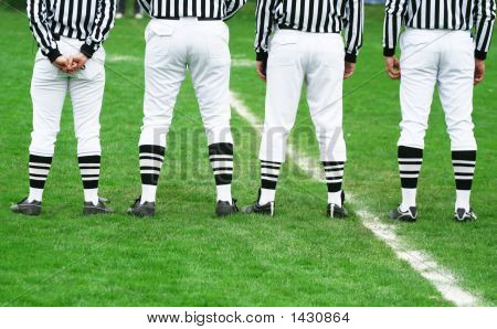 American Football - Sport Referee