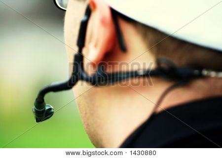 Wireless Communication - Mic Headset
