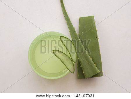 nature herbal soothing gel extracts from aloe vera for skin care