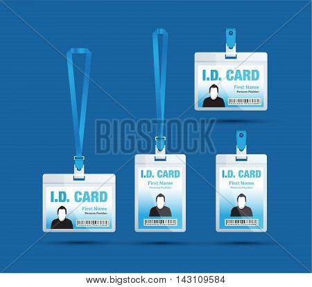 Id Card Man Blue2 [converted].eps