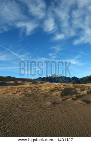 Great Sand Dunes National Park, Colorado.