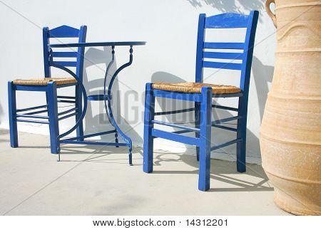 Greece chairs