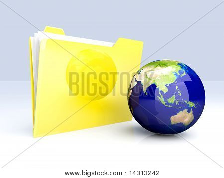 Global Folder - Asia.