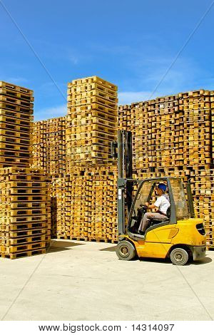 Load Forklift