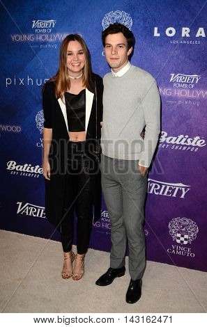 LOS ANGELES - AUG 16:  Liana Liberato, guest at the Variety Power of Young Hollywood Event at the Neuehouse on August 16, 2016 in Los Angeles, CA