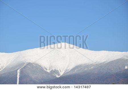 Mt Washington Mountain Observatory