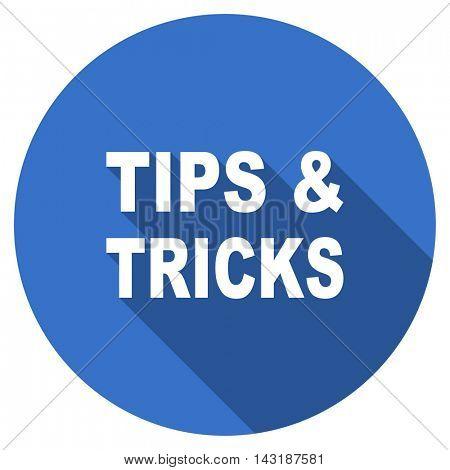 tips tricks vector icon