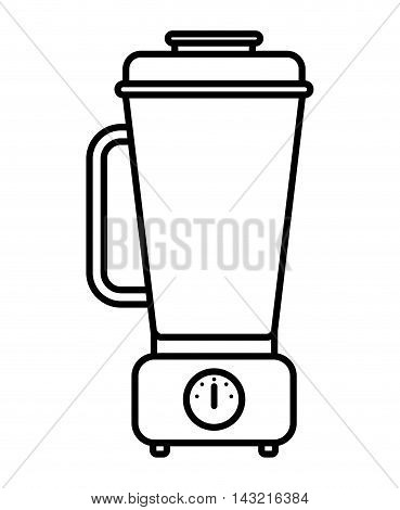 blender appliance isolated icon vector illustration design