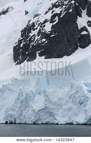 Glacier Icefalls