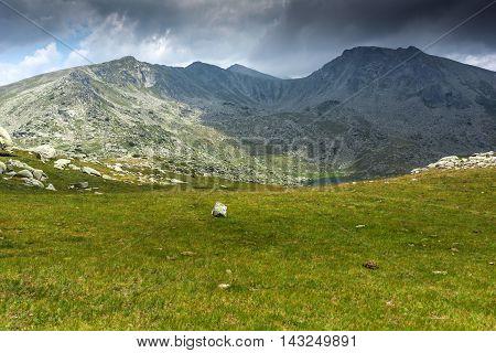 Spano Pole and Spanopolski chukar peak, Pirin Mountain, Bulgaria