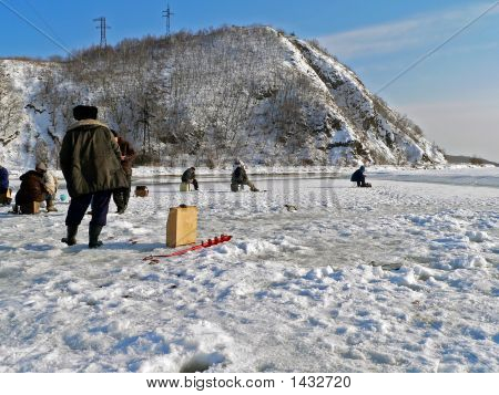Winter Fishing  1
