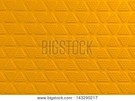Yellow Rubber floor texture background. Rubber floor use for children protection in playground. Baby Protecting rubber carpet texture.