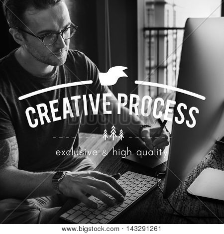 Creative Process Aspirations Ability Skills Solution Concept