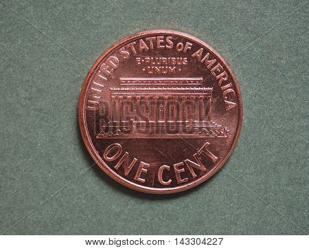 Dollar (usd) Coin, Currency Of United States (usa)