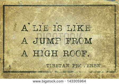 Lie Jump Tp