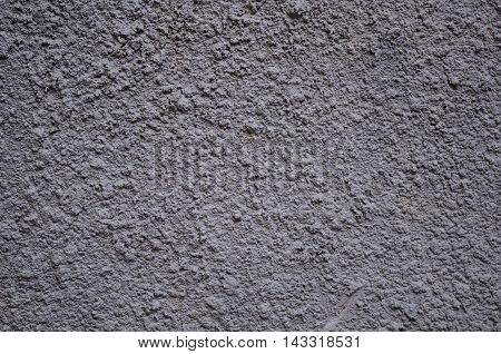 rough cast of cement and concrete wall texture decorative coating