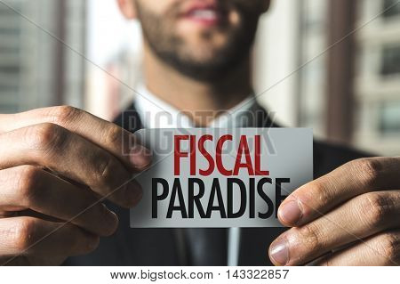 Fiscal Paradise