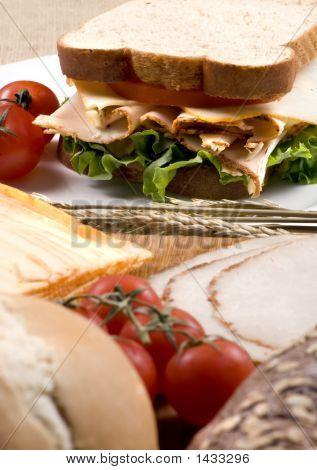 Deli Sandwich 011