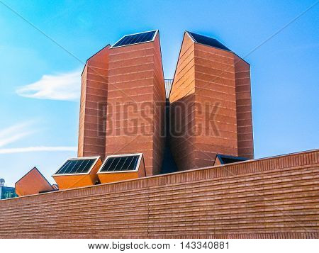 Santo Volto Church In Turin (hdr)
