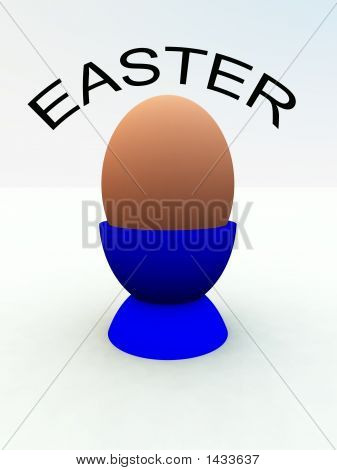 Egg In Eggcup
