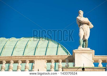 Vicenza Main Landmarks