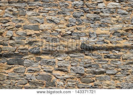 Stone and rock building exterior backdrop image