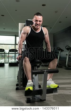 Triceps Exercises On A Machine
