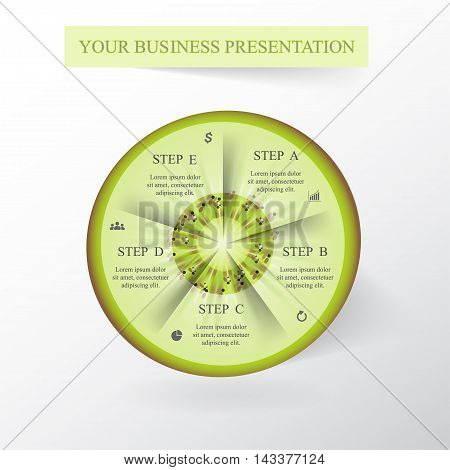 Template For Presentation