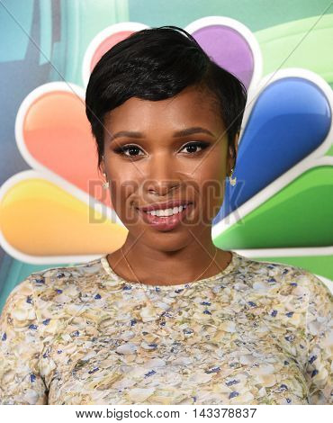 LOS ANGELES - AUG 02:  Jennifer Hudson arrives to the NBC Universal TCA Summer Press Tour 2016 on August 02, 2016 in Beverly Hills, CA