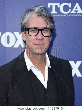 LOS ANGELES - AUG 08:  Alan Ruck arrives to the FOX Summer TCA Party 2016 on August 08, 2016 in West Hollywood, CA