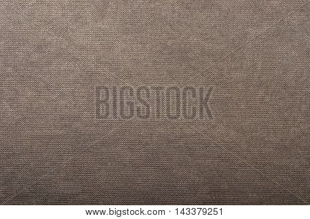 Embossed paper background black color close up