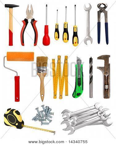 Coleção de ferramentas