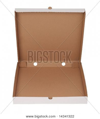 Caja de la pizza